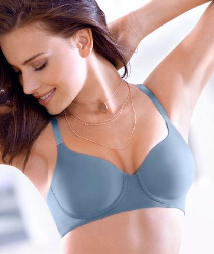Triumph Smooth Padded Non Wired T-Shirt Bra