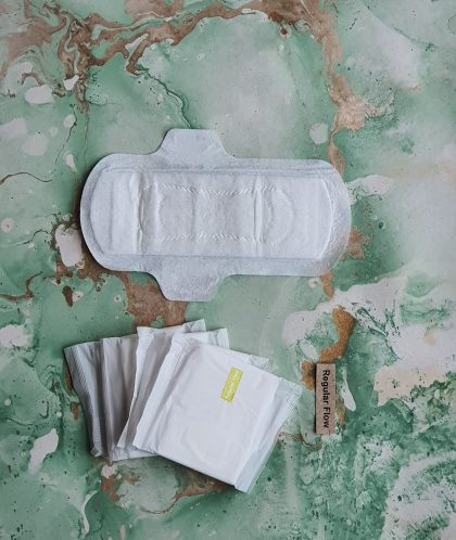 Saathi Regular Bamboo Fibre Biodegradable Sanitary Pads