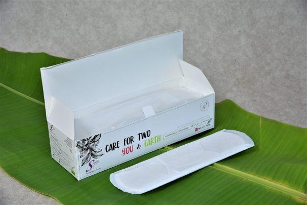 Saathi XL Banana Fibre Biodegradable Sanitary Pads
