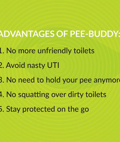 PeeBuddy – India's First Urination Device for Women to Stand and Pee