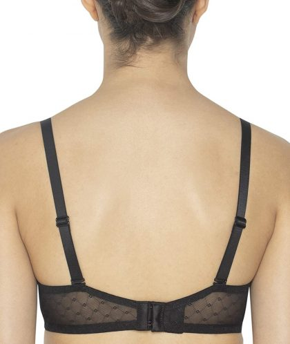 Triumph International Women's Black Underwire Bra